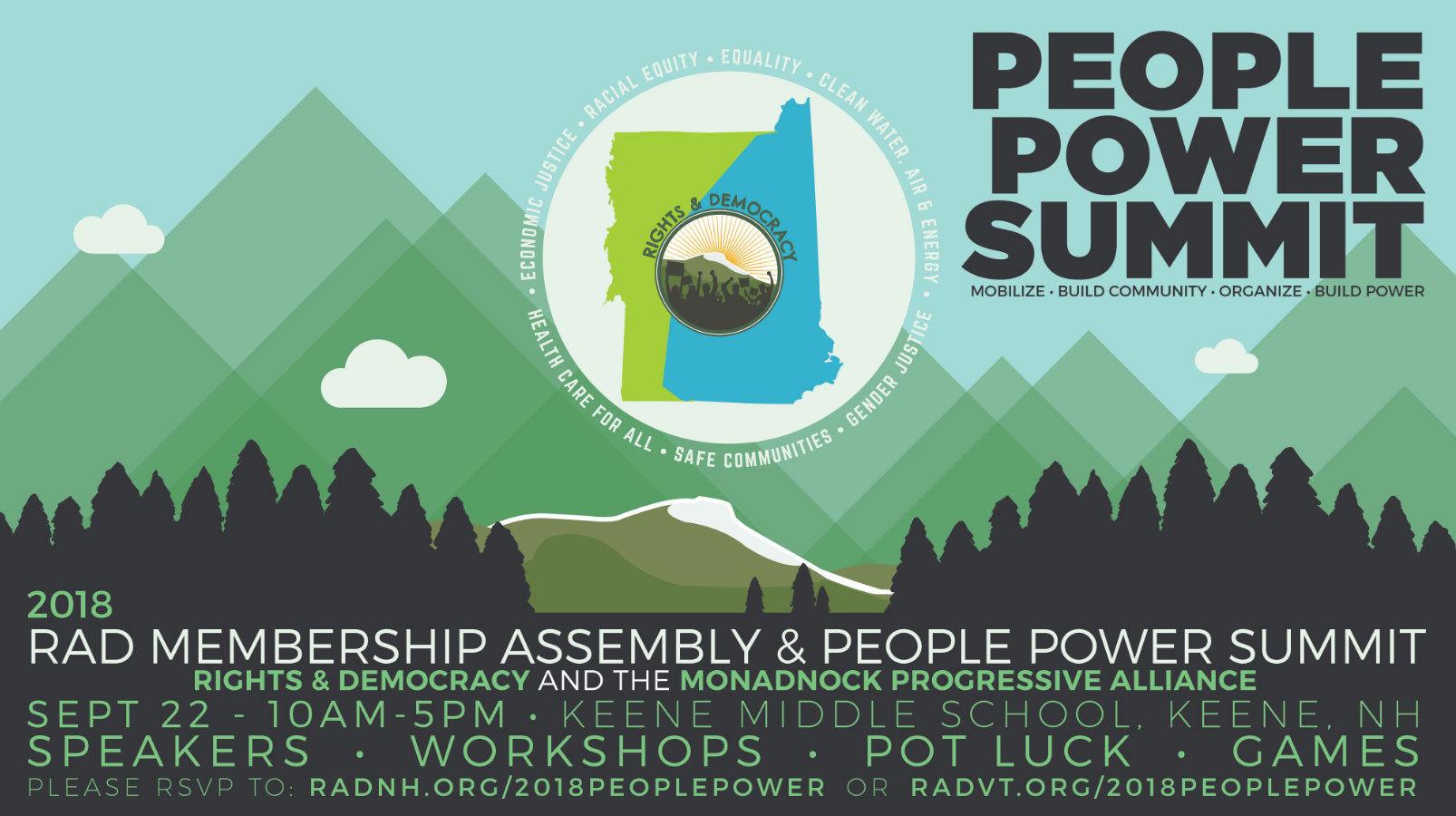 RAD People Power Summit 2018